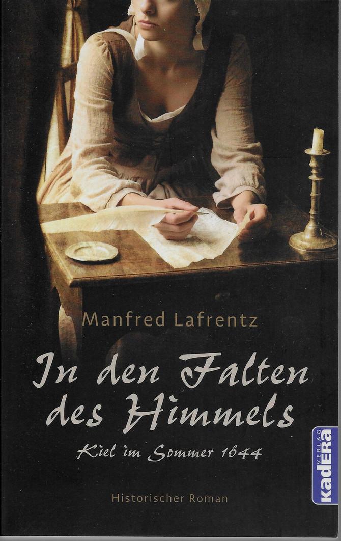 In den Falten des Himmels von Manfred Lafrenz