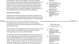 """Der """"Courier"""" über den Literatursommer Großenaspe"""