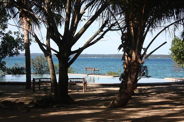 zanzibar hotel resort beach pool