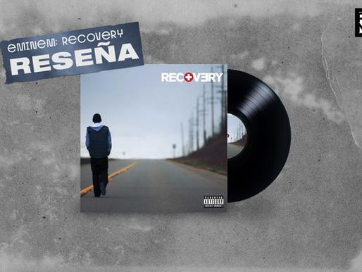 Reseña: Recovery de Eminem.