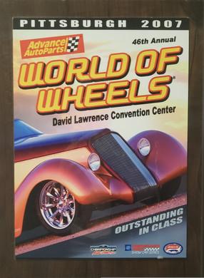 2007 World of Wheels, Outstanding in Class