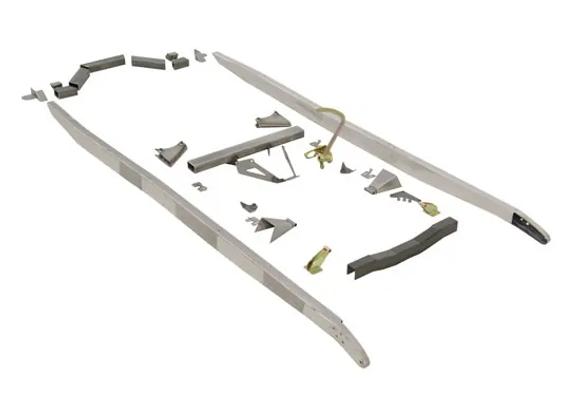Model A Frame Kit