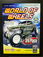 2018 World of Wheels, 3rd Place