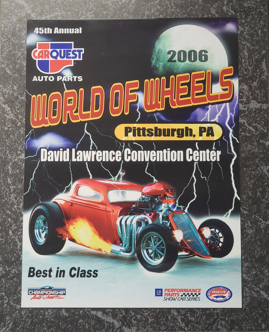 2006 World of Wheels, Best in Class