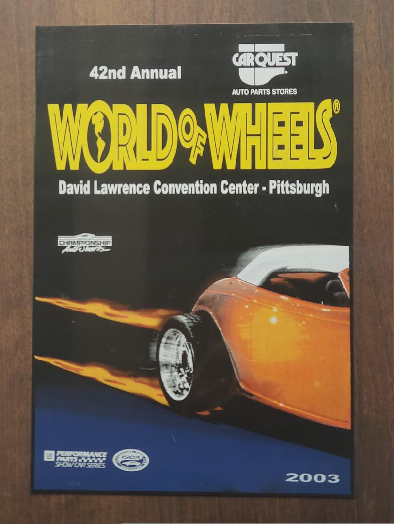 2003 World of Wheels