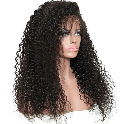 Deep Curly 360 Lace Wig