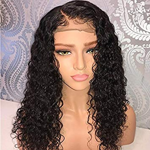 Deep Curl Natural Lace Frontal 13x6