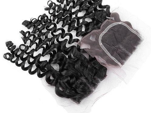 Italian Curly Closure