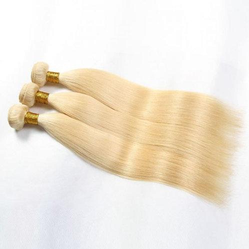 Platinum Blonde Silky Straight