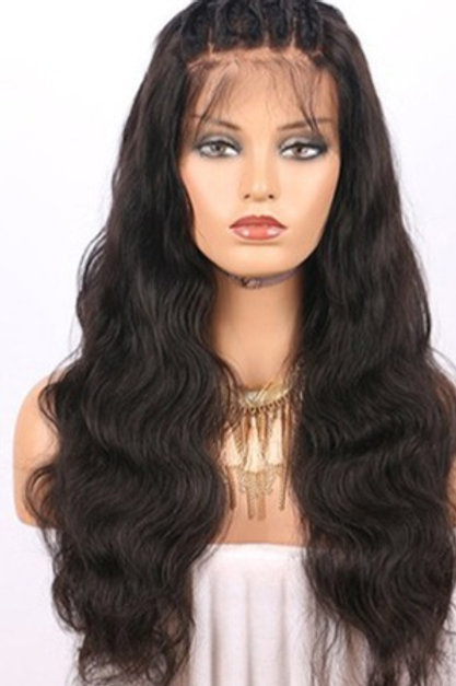 Full Lace Wig Straight or Body Wavy