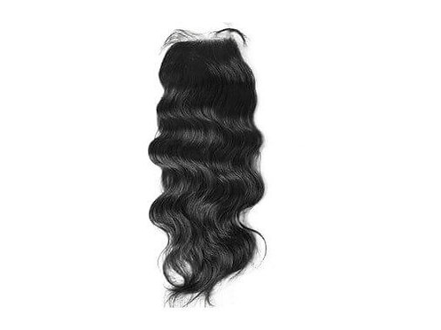 Loose Wavy Closure