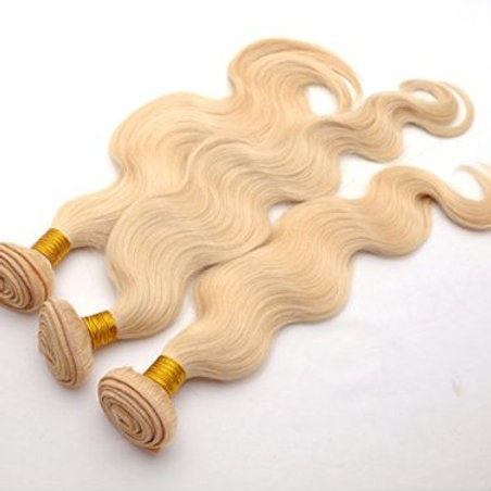 Platinum Blonde Body Wave