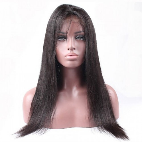 Silky Straight 360 Lace Wig