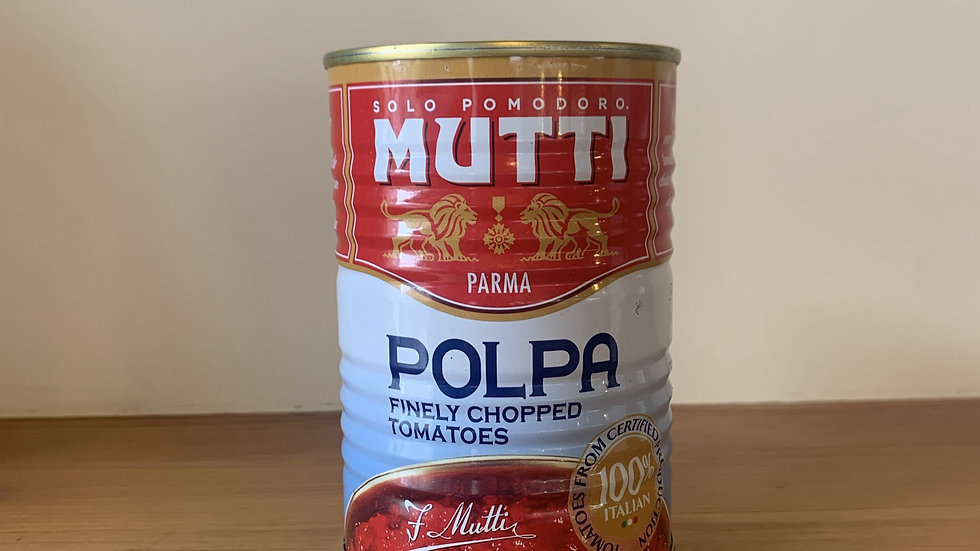 Polpa Finely Chopped Tomatoes