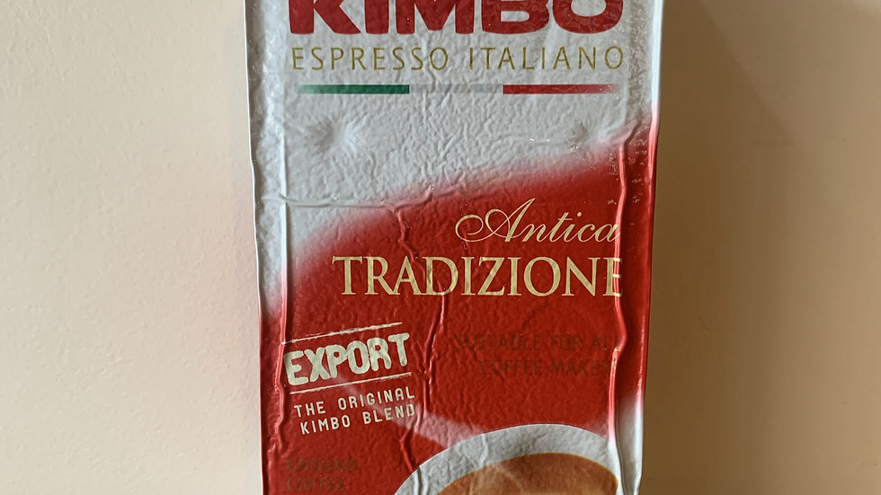 Kimbo ground coffee