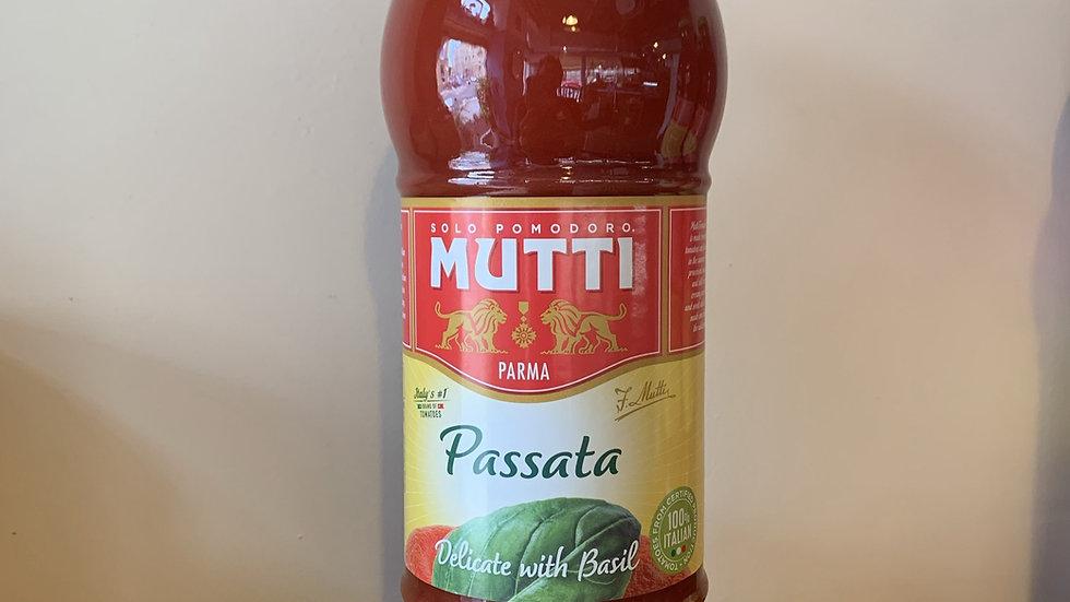 Mutti Tomato and Basil Sauce
