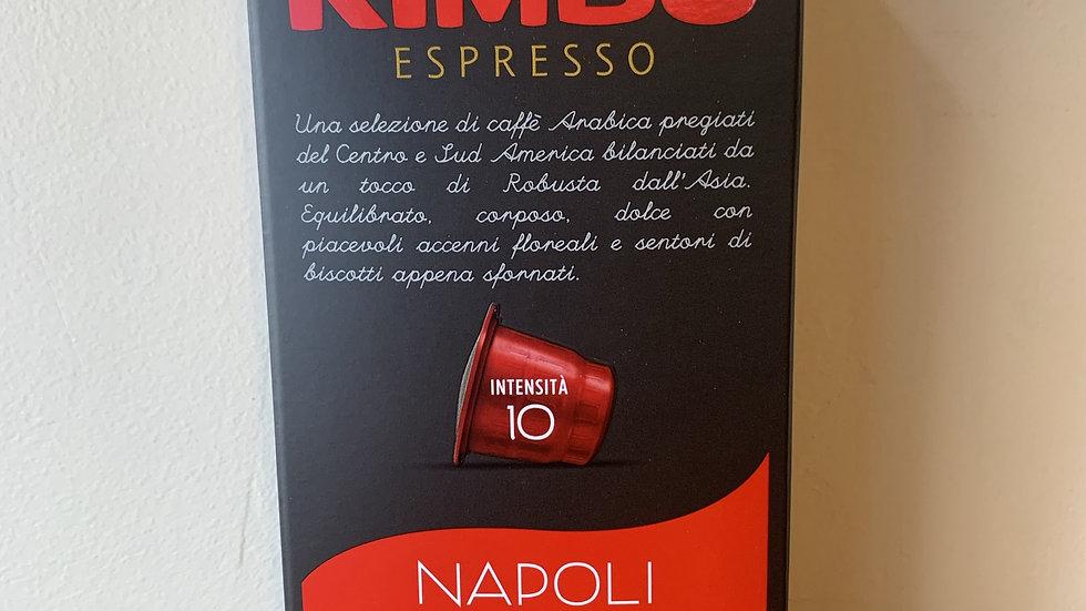 Kimbo Nespresso Pods