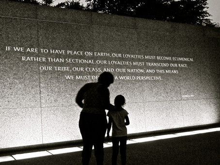 MLK Day- Words of Wisdom