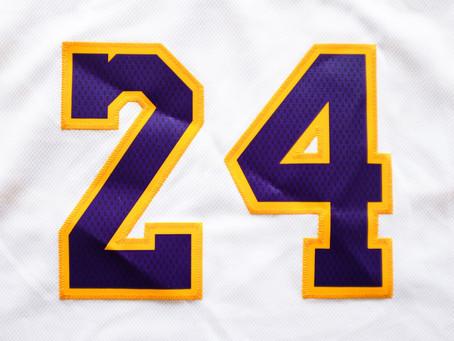 Kobe Bryant - Legends Live Forever
