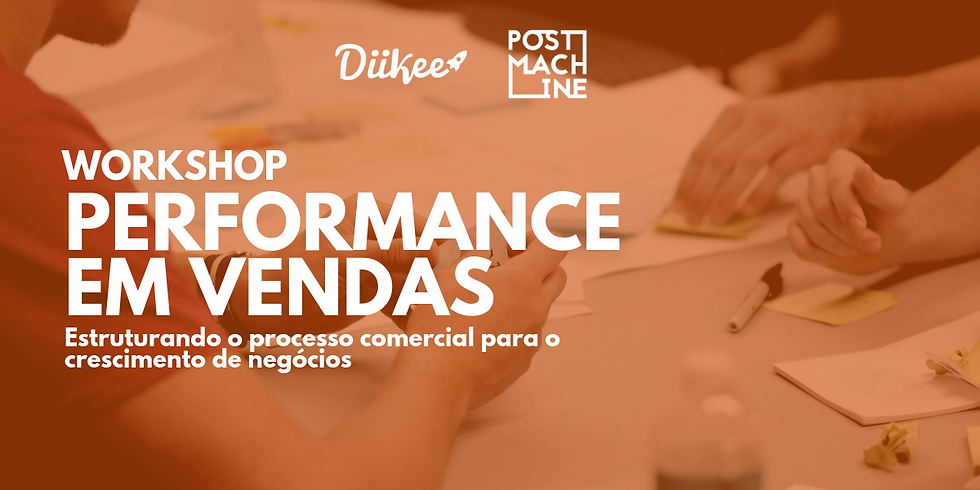 Workshop: Performance em Vendas