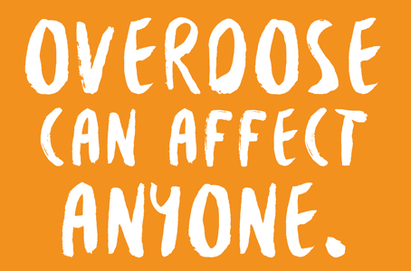 Overdose Can Affect Anyone