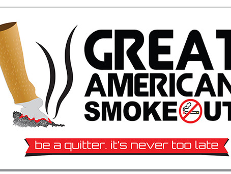 The Great American Smokeout