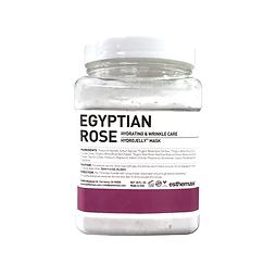 Hydrojelly mask egyptian rose