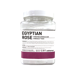 Hydrojelly mask egyptian rose
