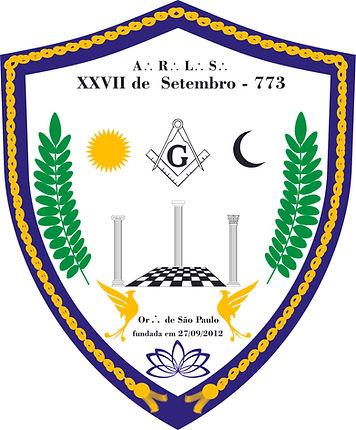 ARLS XXVII DE SETEMBRO, 773