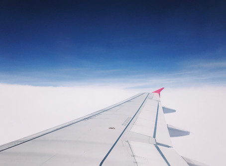 I am leaving on a jet plane, don't know when I'll be back again