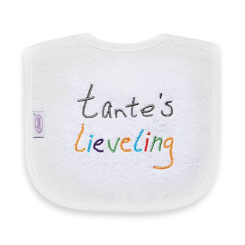Slabber tante's Lieveling