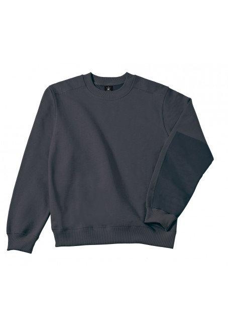 Sweatshirt pro met ronde hals B&C
