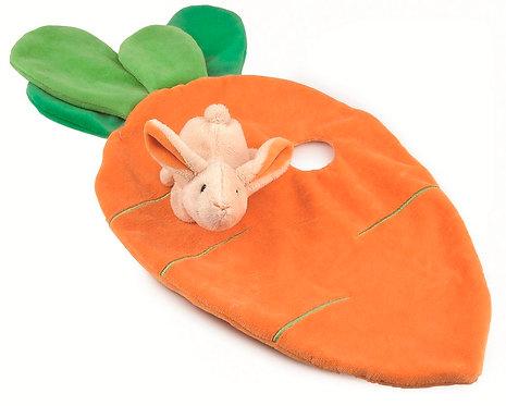 Knuffeldoekje wortel