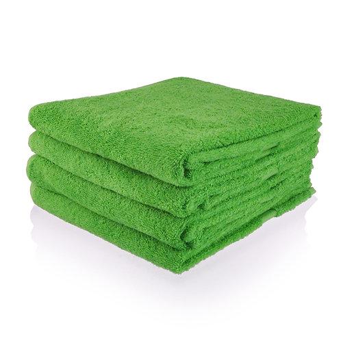 Badlaken groen
