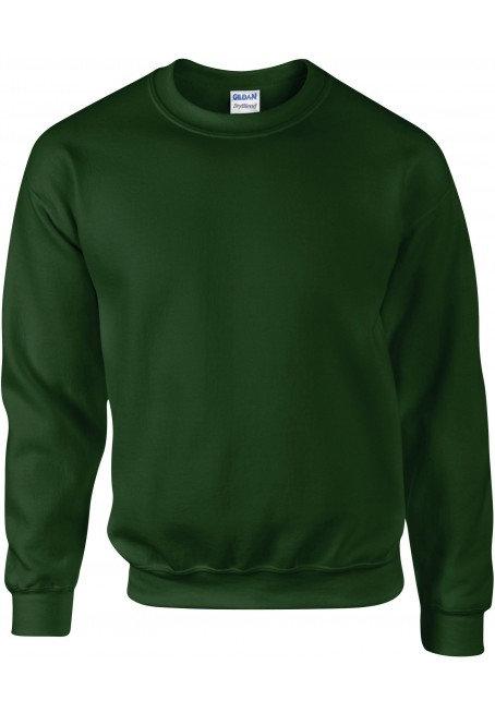 Sweatshirt met ronde hals GILDAN