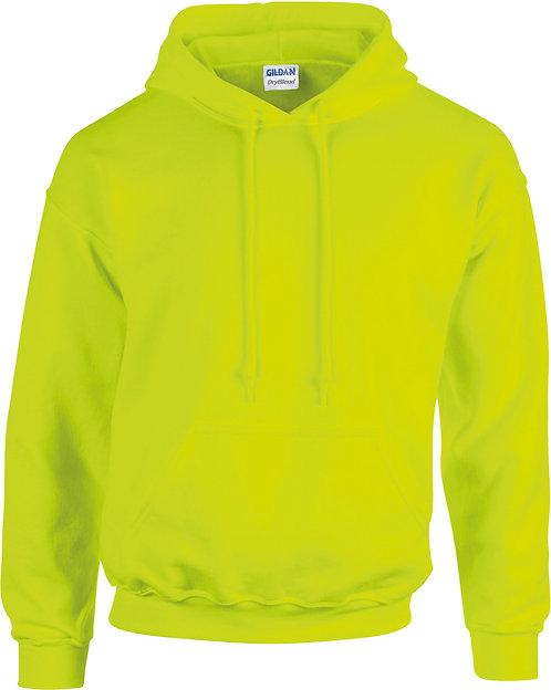 Sweatshirt met capuchon stevige stof GILDAN