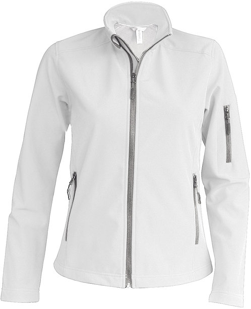 Softshell jas dames KARIBAN