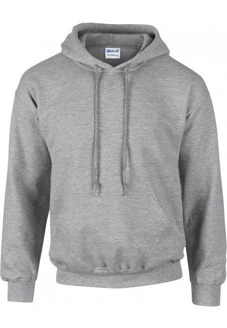 Sweatshirt met capuchon GILDAN