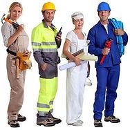 bedrijfskleding overall gepersonaliseerd gepersonaliseerde