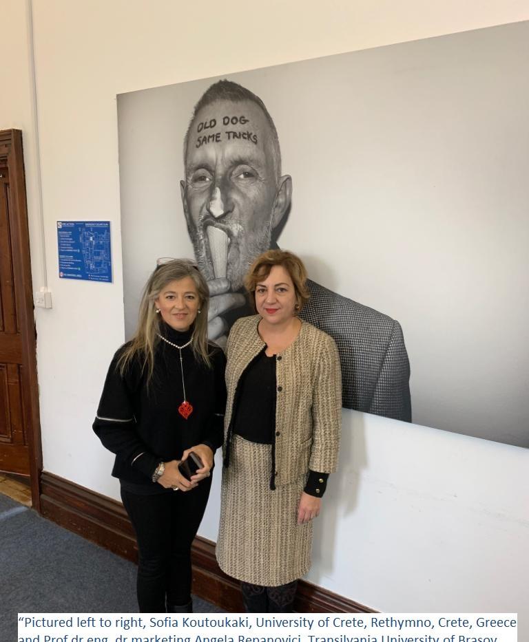 Sofia Koutoukaki, University of Crete an