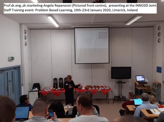 Prof.dr.eng.,dr.marketing Angela Repanov