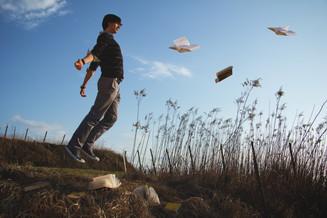 Foto Levitation Kreativ Bücher