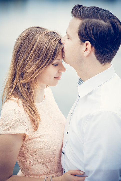 Verlobungsfotos Romantisch