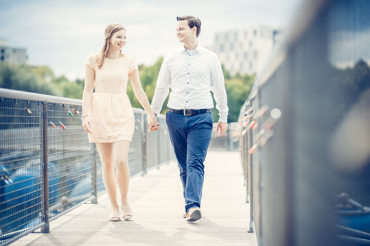 Paarfoto Verlobung Freiburg