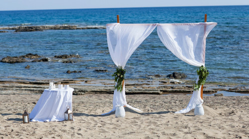 Beach Wedding Greece