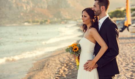 Beach Wedding Rhodes