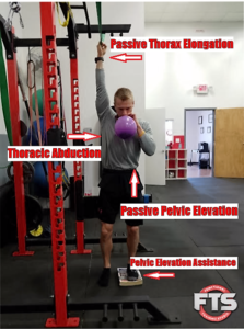 Gain VS Sustain: Thoracic Abduction