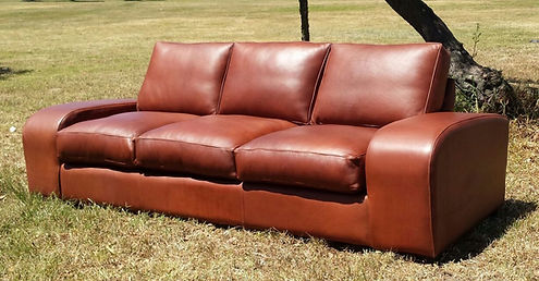 leather chair Club