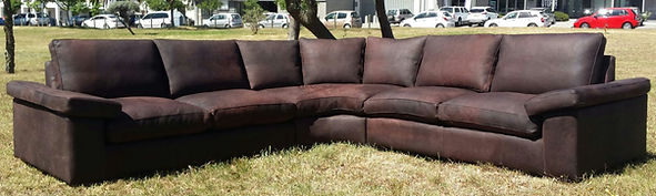 leather couch Atlanta