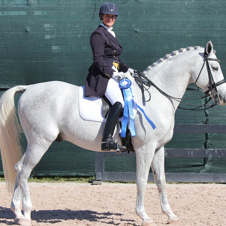 Lord Locksley Crowned HORSE GYM USA® Top Equine Athlete Award Winner at Adequan Global Dressage Fest